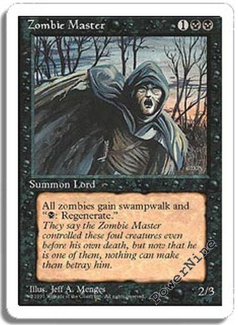 Zombie Master 1 PLAYED Zombie...