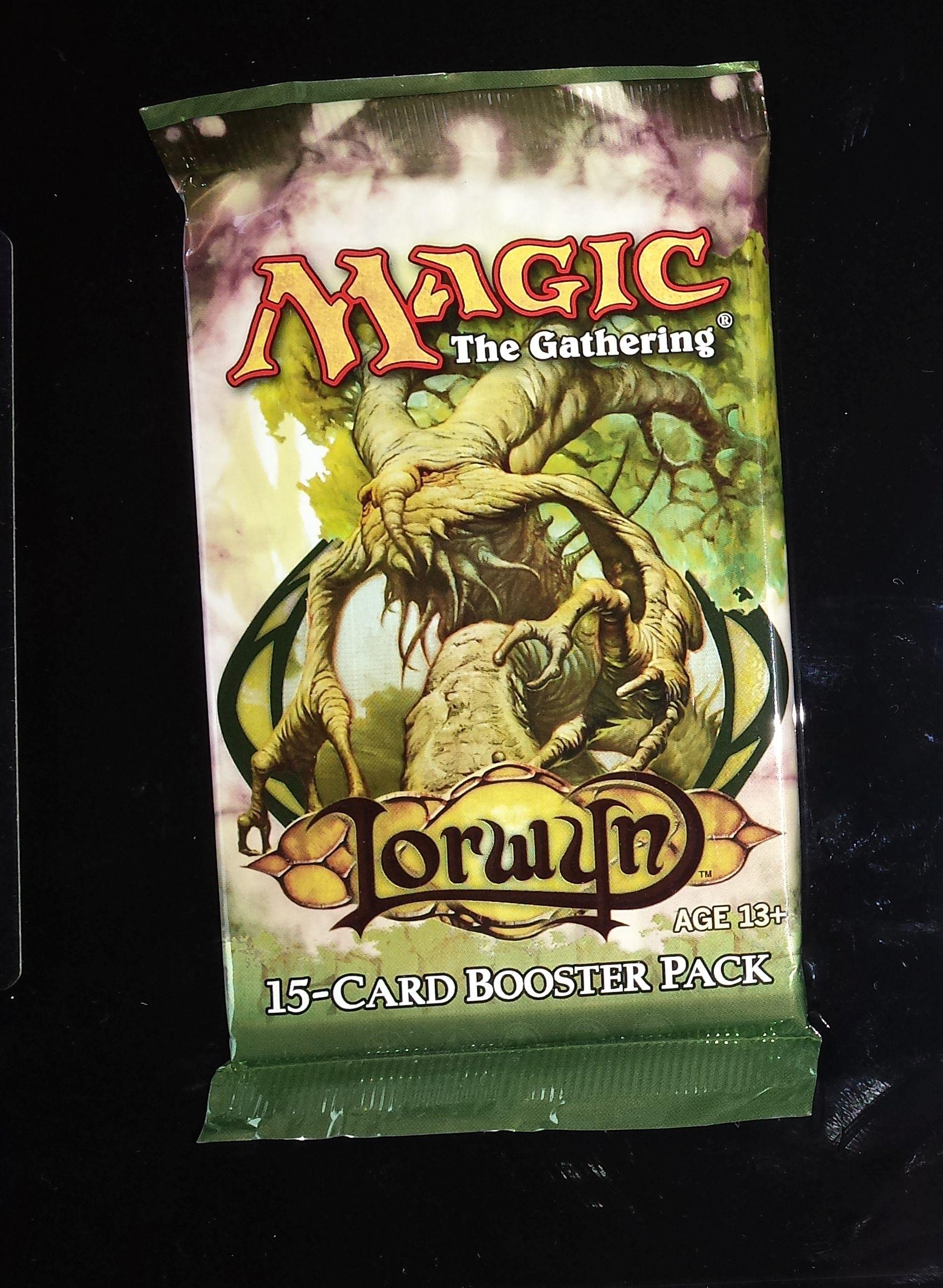 1 Mirrodin Sealed Pack Mtg Magic from booster box English Rare 1x x1