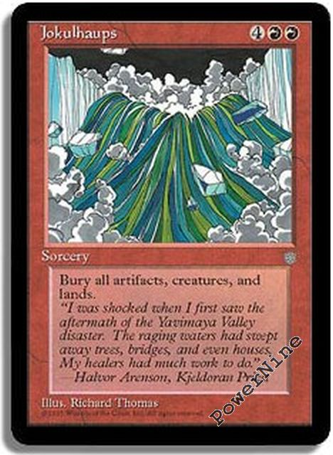 1 General Jarkeld = White Ice Age Mtg Magic Rare 1x x1
