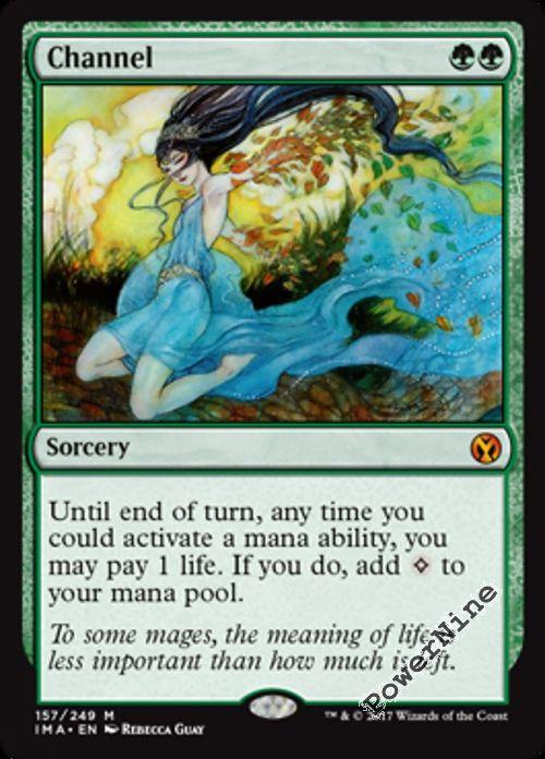 MtG Magic The Gathering Iconic Masters Rare Cards x1