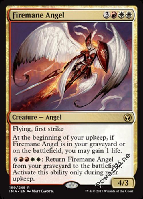 4 Angelic Page SPARROW MAGIC Masters 25 mtg 4x x4 NM U