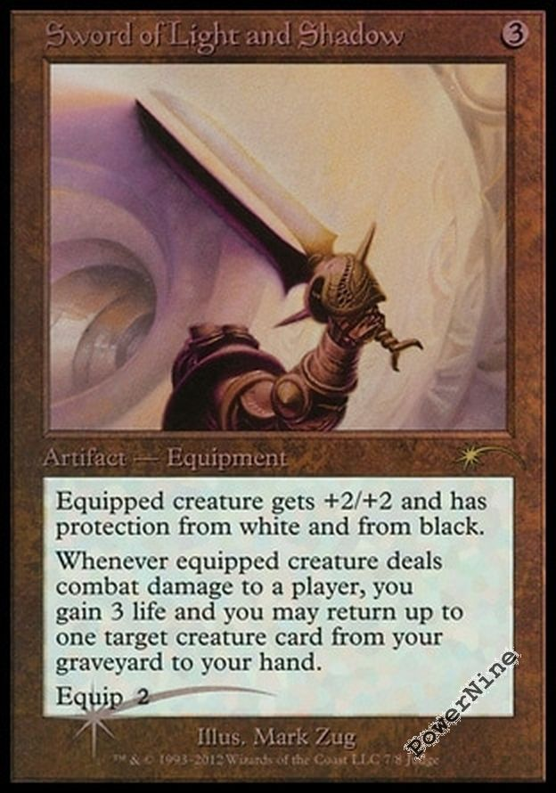 Artifact Launch Parties Mtg Magic Rare 1x x1 1 PROMO FOIL Staff of Nin