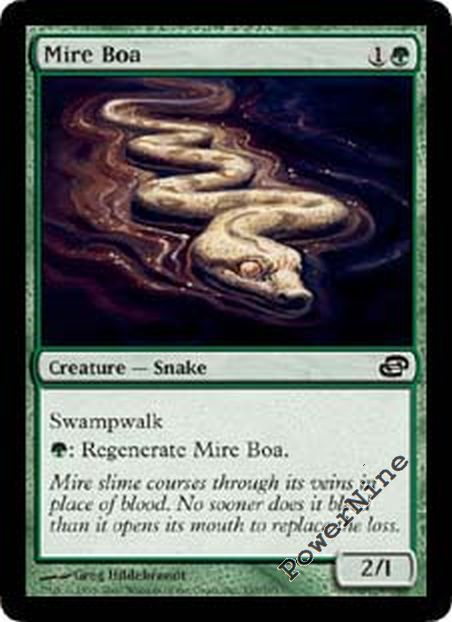 Green Planar Chaos Mtg Magic Common 4x x4 4 FOIL Evolution Charm