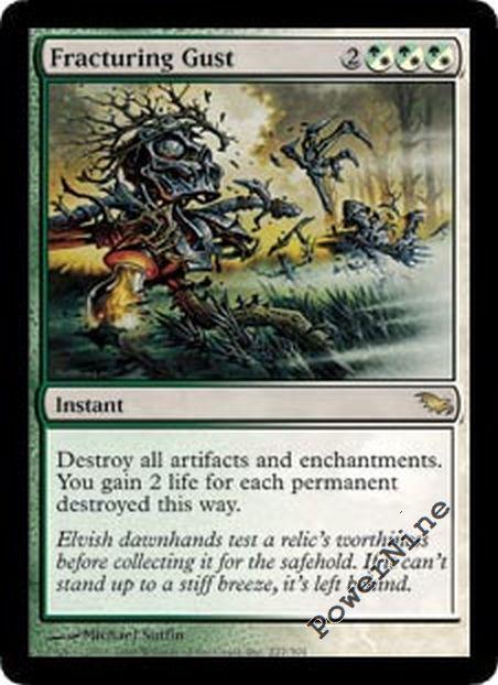 1 PLAYED Spiteful Visions Hybrid Shadowmoor Mtg Magic Rare 1x x1