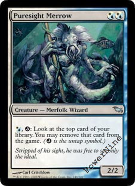 Hybrid Shadowmoor Mtg Magic Rare 4x x4 4 Everlasting Torment