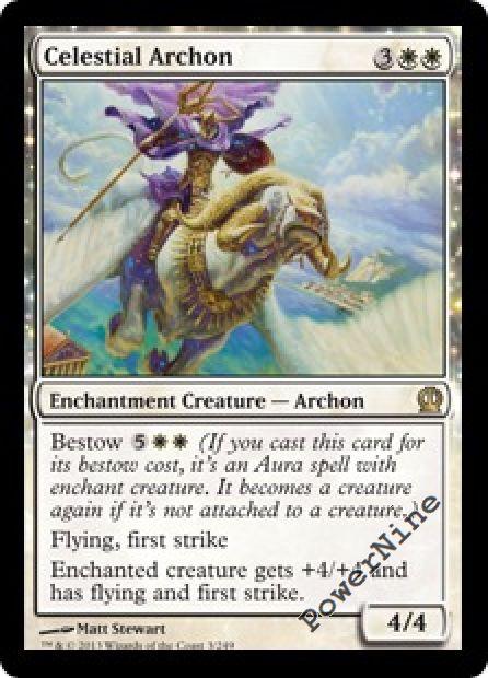 Archon Rare ARCHON OF SUN/'S GRACE Theros Beyond Death MTG White Creature